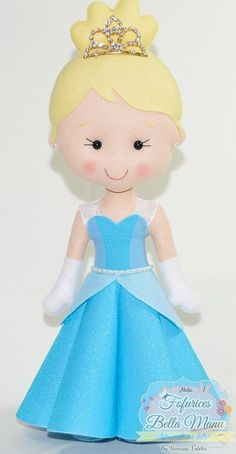 Apostila Digital Princesas - Fofurices Bella Manu