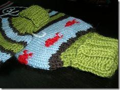 DSCN4420 Baby Knitting Patterns, Fingerless Gloves, Arm Warmers, Fingerless Mitts, Fingerless Mittens