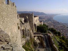 Castello di Arechi - The #Medieval Castel