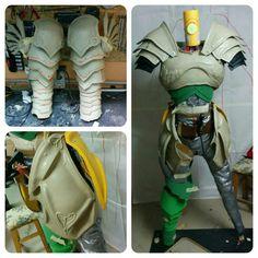 W.i.p. tyrael costume