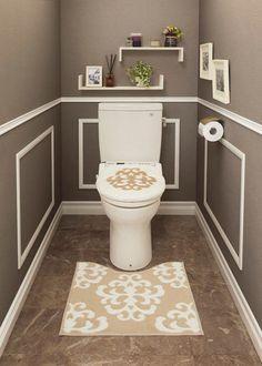 New House Decorating Diy Bathroom Ideas Decor, Diy Bathroom, House Design, New Homes, Diy Decor, Diy Home Decor, Kitchen Cabinets Design Layout, Bathroom Design, Bathroom