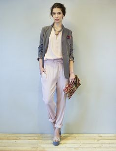Eduardo Rivera - Colección mujer SS 14 #summerwear #fashionwomen #womenswear #modamujer