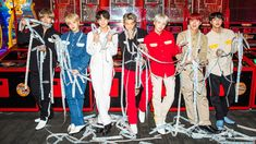 Last fall, BTS, the global K-pop phenomenon, boarded a party bus with Vogue and took L.A. by storm. Here's what happened.