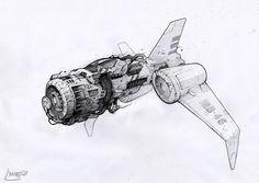 Space Avenger by MoreGrim.deviantart.com on @deviantART