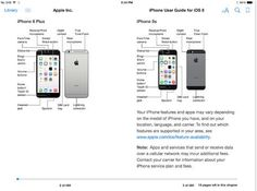 Download Official iOS 8 User Guide from iBooks