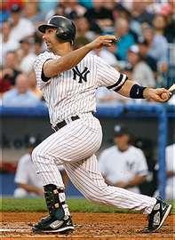 "Jorge Posada espn.go.com  Jorge Rafael Posada Villeta is a retired Puerto Rican baseball catcher who played 17 years in Major League Baseball for the New York Yankees from 1995 to 2011. Wikipedia Born: August 17, 1971 (age 41), Santurce, San Juan, Puerto Rico Height: 6' 2"" (1.88 m)  Positions: Designated hitter, Catcher, First baseman"