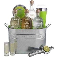 Wally's Tequila Basket http://www.wallywine.com/s-68-gift-baskets.aspx?nav=Gift Store