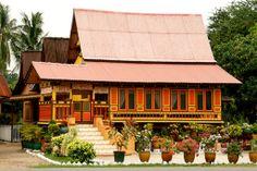 Traditional Malay House - Malacca - Malaysia