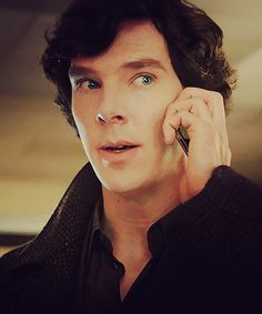 When you left, all those years ago, going off to play Sherlock Holmes, did you ever think you would become this? The man who can turn an army of fangirls around at the mention of his name. Wholock FTW!