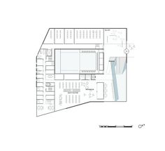 Plassen Cultural Center,Plan