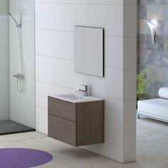 Apportez une touche de douceur à votre salle de bain avec ce meuble de salle de bain GALSAKY COYCAMA.  Par Samse sur https://www.samse.fr/