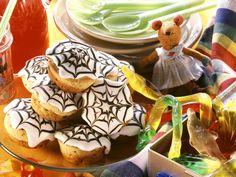 Halloween-Muffins - Zeit: 30 Min. | eatsmarter.de
