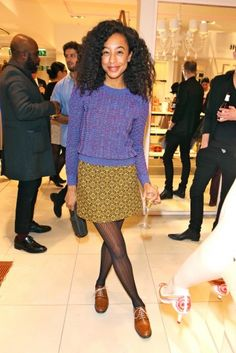 me at @carolineissa shoe launch w/lk bennet..  Corrine is way adorbs..I must…