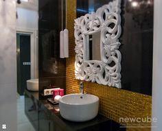 Łazienka styl Glamour - zdjęcie od NEW CUBE - Łazienka - Styl Glamour - NEW CUBE