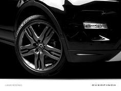 Evoque Olympus wheel