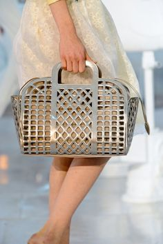 Louis Vuitton Metallic Bag
