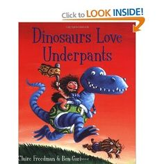 227 best childrens picture books images on pinterest childrens dinosaurs love underpants fandeluxe Image collections