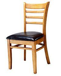 N-C6010 ladder back dining chair Ladder Back Dining Chairs, Wooden Dining Chairs, Farmhouse Dining Chairs, Dining Furniture, Furniture Design, Restaurant Chairs For Sale, Modern Restaurant, Restaurant Furniture, Wooden Kitchen