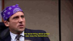 Dementors - The Office