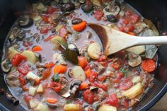 The Healthy Happy Wife: Beef Stew -One Pot Meal (Gluten and Grain Free)