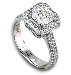 Finding a Diamond to Fit Her Personality - Buying an engagement ring is a big deal, so you have to know exactly what you're buying. I'm not just talking about quality, I mean you have to know that they ring you are choosing to present to your future wife is one that will truly represent her personality.  What kind of diamond would she like?