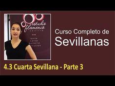 4.2 Cuarta Sevillana - Parte 2 | Curso de sevillanas, aprende a bailar con nosotros - YouTube