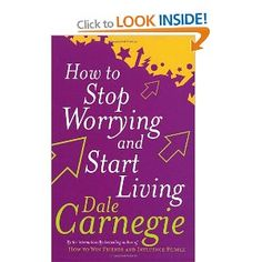 This has some good ideas for dealing with that habit of worry!