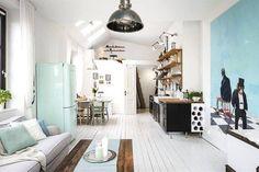Image via We Heart It #kitchen