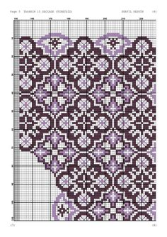 Cross Stitch Rose, Cross Stitch Borders, Cross Stitch Charts, Cross Stitching, Cross Stitch Patterns, Blackwork Embroidery, Cross Stitch Embroidery, Embroidery Patterns, Cross Stitch Freebies