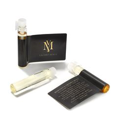 Viktoria Minya Eau de Hongrie and Hedonist line's new perfumes on Packaging of the World - Creative Package Design Gallery Skincare Packaging, Perfume Packaging, Luxury Packaging, Beauty Packaging, Cosmetic Packaging, Black Packaging, Fragrance Samples, Perfume Samples, Perfume Oils