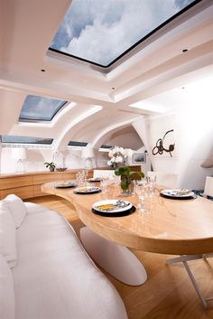 Adastra Super Yacht | By John Shuttleworth Yacht Designs