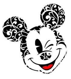 Silhouette Cameo Disney, Silhouette Curio, Mickey Mouse Art, Minnie, Vinyl Crafts, Vinyl Projects, Silouette Cameo Projects, Disney Diy Crafts, Disney Silhouettes