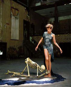 Oltre la bellezza, a Roma in mostra gli scatti di Richard Avedon