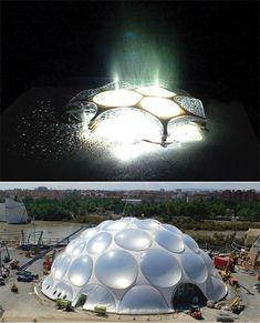 cloud 9 Thirst Pavilion Expo Saragozza, Spagna 2007, Collezione: cloud 9, Courtesy: Fondazione La Biennale di Venezia