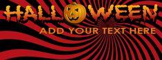 Halloween Banner #8053 Halloween Banner, Neon Signs, Ads