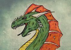 Dragon Wars / Photoshop