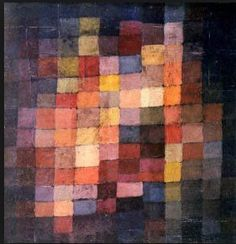 Painting by Paul Klee, 'Air Ancien' Oil Painting Abstract, Painting & Drawing, Abstract Art, Watercolor Artists, Painting Lessons, Watercolor Painting, Kandinsky, Paul Klee Art, Indian Paintings