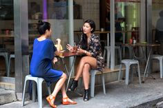 On the Street…..Somewhere in Hong Kong « The Sartorialist