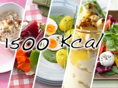 Die 23 Besten Bilder Von 1500 Kalorien Tag Healthy Food Healthy