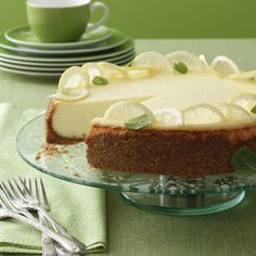 lemon cheescake