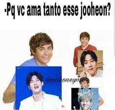 Jooheon, My Way, Monsta X, Kawaii, Kpop, Memes, Movie Posters, Frases, Kawaii Cute