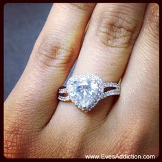 CZ Promise Ring $49