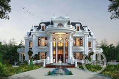 Luxury Homes Dallas Fort Worth . House Plans Mansion, Dream Mansion, Dream House Plans, Classic House Design, Dream Home Design, Modern House Design, Casas California, Bungalow House Design, Luxury Homes Dream Houses