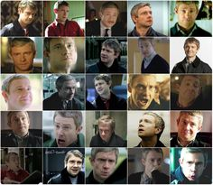 John Watson face appreciation post.