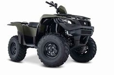 New 2017 Suzuki KingQuad 750AXi ATVs For Sale in Virginia. In 1983, Suzuki introduced the world's first 4-wheel ATV. Today, Suzuki ATVs are everywhere. From the most remote areas to the most everyday tasks, you'll find the KingQuad powering a rider onward. Across the board, our KingQuad lineup is a dominating group of ATVs.Taking advantage of Suzuki's three-decades-plus experience with four-wheelers, the 2017 Suzuki KingQuad 750AXi is designed for phenomenal performance on the trail or on…