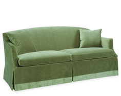 Lee Industries apartment sofa in Marshall Marlin