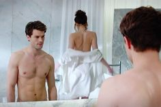 "Have you seen the new trailer? Tell us what you think! The New ""Fifty Shades Of Grey"" Trailer Is All Kinds Of Steamy"