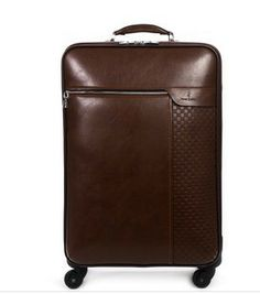 CHATELET, the luggage with an integrated brake system #DELSEY ...