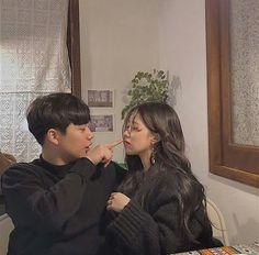 Korean Boy, Korean Couple, Best Couple, Mode Ulzzang, Ulzzang Boy, Cute Relationship Goals, Cute Relationships, Cute Couples Goals, Couple Goals