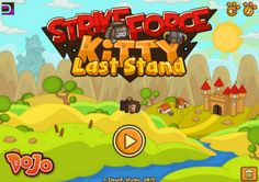 Play the game StrikeForce Kitty 3 - Last Stand, the online game StrikeForce Kitty 3 - Last Stand are free to play. Play online now the StrikeForce Kitty 3 - Last Stand free game and have fun. Games For Boys, Games To Play, Play Online, Online Games, Battle Games, Last Stand, Gaming Tips, Some Games